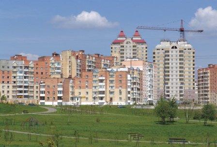 Москва отстает в темпах строительства