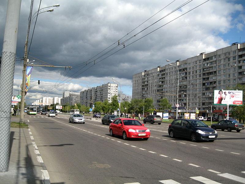 Таунхаусы по Алтуфьевскому шоссе