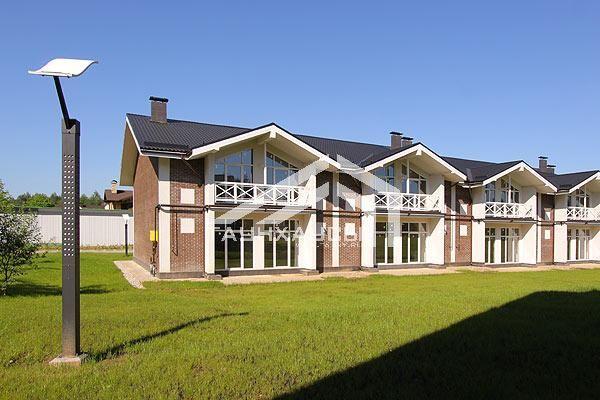39 950 000 руб, дом в английском стиле на большом участке в жаворонках, минское шоссе, продажа домов и коттеджей в